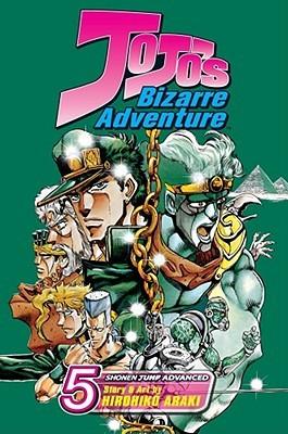 JoJo's Bizarre Adventure, Vol. 5 by Hirohiko Araki