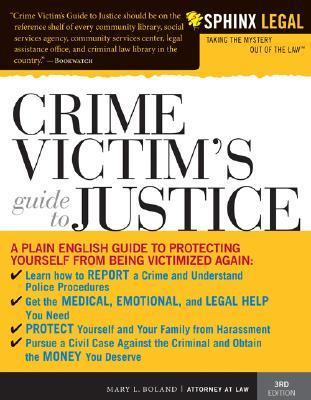 Crime Victim's Guide to Justice