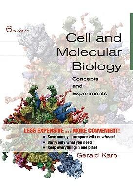 CELL AND MOLECULAR BIOLOGY KARP PDF