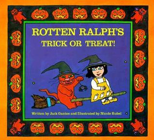 Rotten Ralph's Trick or Treat