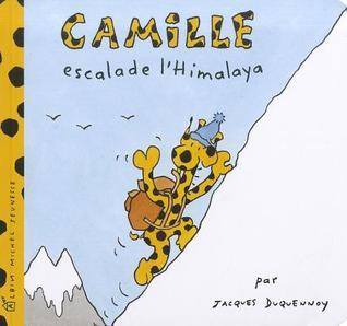 Camille Escalade L'Himalaya