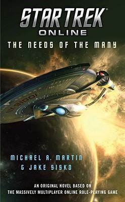 Star Trek Online by Michael A. Martin