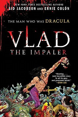Ebook Vlad the Impaler: The Man Who Was Dracula by Sid Jacobson PDF!