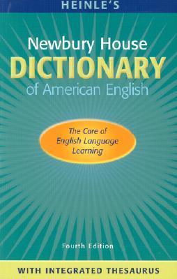Heinle's Newbury House Dictionary of American English [With CDROM]