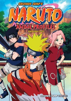 Naruto Anime Profiles, Vol. 1: Episodes 1-37