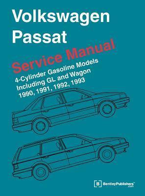 Volkswagen Passat Service Manual: 1990-1993