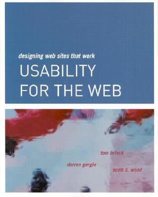 Usability for the Web by Tom Brinck