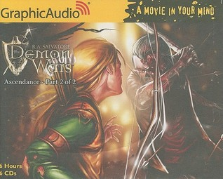 Ascendance (2 of 2) by R.A. Salvatore