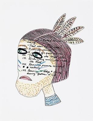 Laylah Ali: Note Drawings