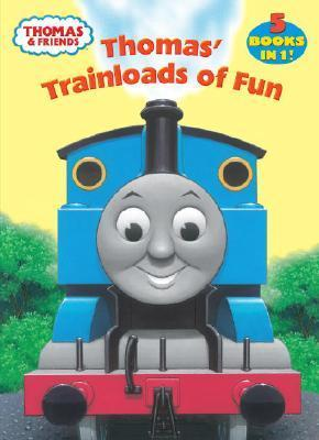 Thomas' Trainloads of Fun (Thomas & Friends, 5 Books in 1)