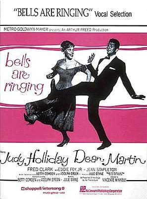 Bells Are Ringing (Vocal Selections): Piano/Vocal/Guitar