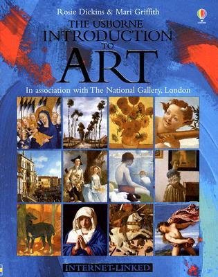 Introduction to Art Internet Linked by Rosie Dickins