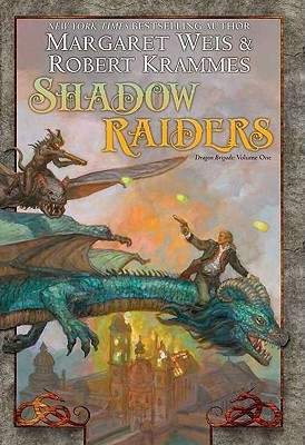 Shadow Raiders (Dragon Brigade, #1)