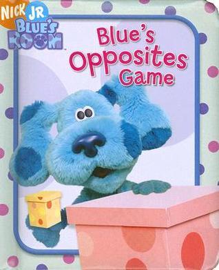 Blue's Opposites Game