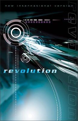 Revolution: The Bible for Teen Guys-NIV
