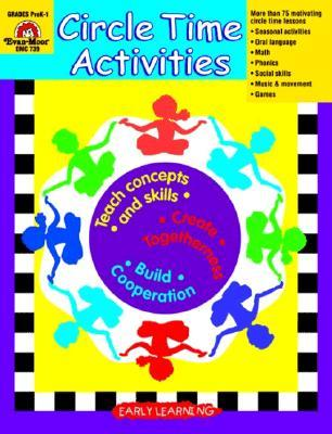 Circle Time Activities by Evan-Moor Educational Publishing