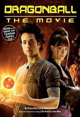 Dragonball The Movie Junior Novel