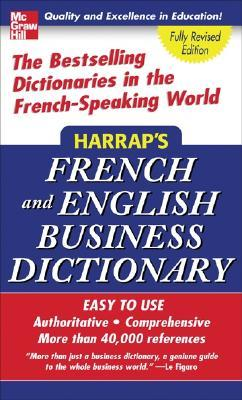 Harrap's French and English Business Dictionary