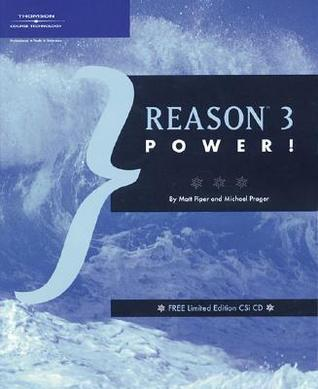 Reason 3 Power! [With CD-ROM]