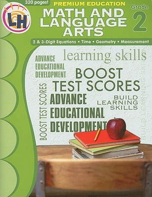 Premium Education Math and Language Arts, Grade 2/Premium Education Language Arts and Math, Grade 2