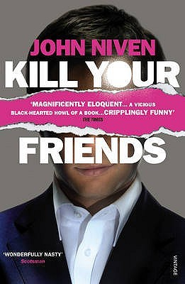 Image result for kill your friends book