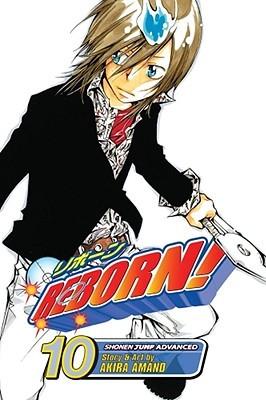 Reborn! Vol. 10: Ring Arrives! (Reborn!, #10)