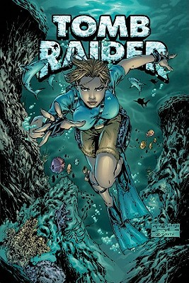 Tomb Raider Tankobon: Volume 2