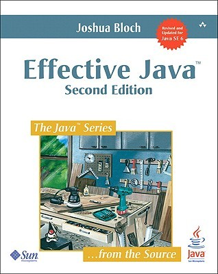 Effective Java by Joshua Bloch