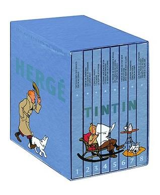 Tintin Boxed Set of 8