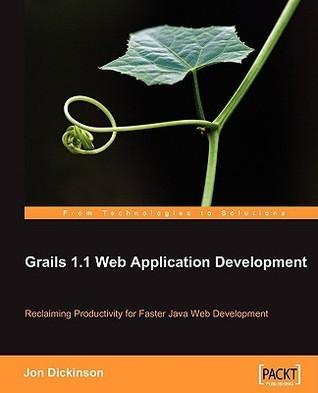 Grails 1.1 Web Application Development