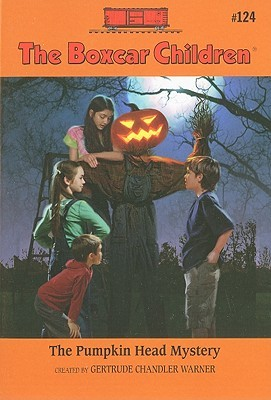 The Pumpkin Head Mystery (The Boxcar Children, #124)