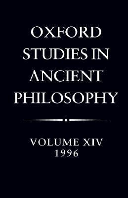 Ancient Philosophy 1996