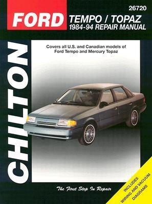 Ford Tempo/Topaz 1984-1994