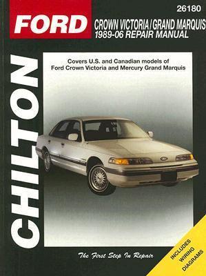 Ford Crown Victoria/Grand Marquis: 1989 through 2006