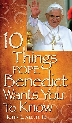 10 Things Pope Benedict XVI Wants You to Know 978-0764816727 FB2 MOBI EPUB