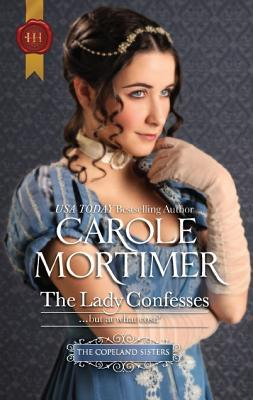 The Lady Confesses (Copeland Sisters, #3)