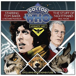 Doctor Who: Hornets Nest, Part 1 - The Stuff of Nightmares(Fourth Doctor-Talking Books)
