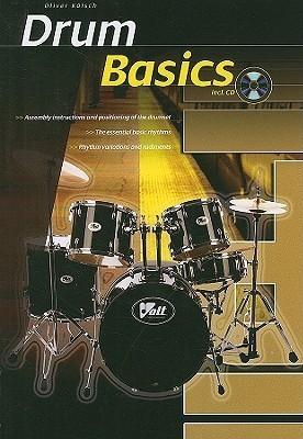 Drum Basics [With CD (Audio)]