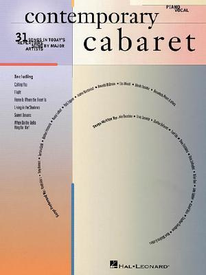 Contemporary Cabaret: 31 Songs in Today's Repertoire Sung by Major Artists