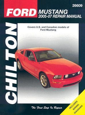 Ford Mustang: 2005 through 2007