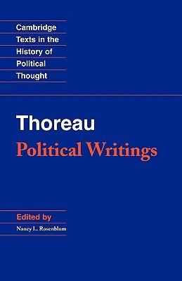 Thoreau: Political Writings
