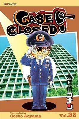 Case Closed, Vol. 23 by Gosho Aoyama