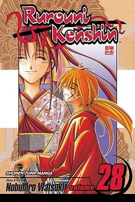Rurouni Kenshin, Volume 28 by Nobuhiro Watsuki