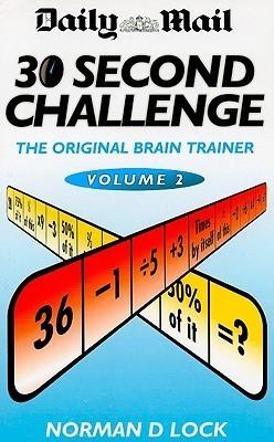 Daily Mail 30 Second Challenge: The Original Brain Trainer Volume 2