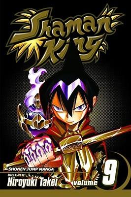 Shaman King, Vol. 9 by Hiroyuki Takei