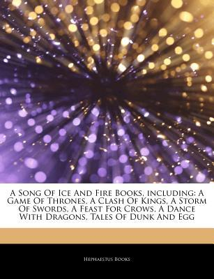 Articles on a Song of Ice and Fire Books