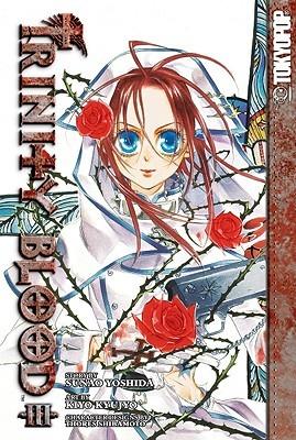 Trinity Blood, Vol. 3 by Kiyo Kyujyo