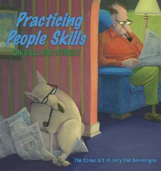 Practicing People Skills on Ballard Street: The Comic Art of Jerry Van Amerongen