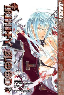 Trinity Blood, Vol. 4 by Kiyo Kyujyo