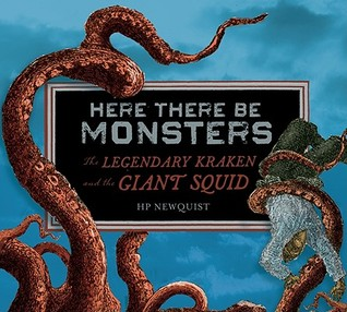 Here There Be Monsters by H.P. Newquist